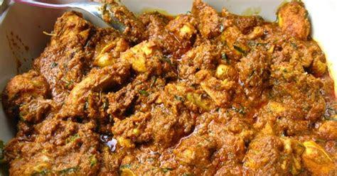 resepi rendang ayam minang asli sedap resepi masakan melayu
