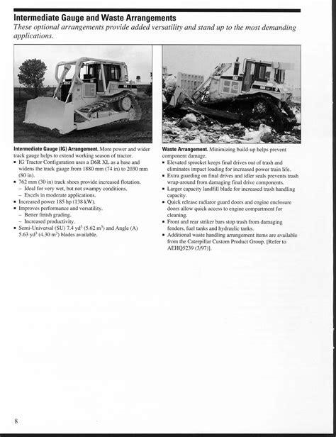 Photo: D6R-Brochure-08 | Caterpillar D6R album