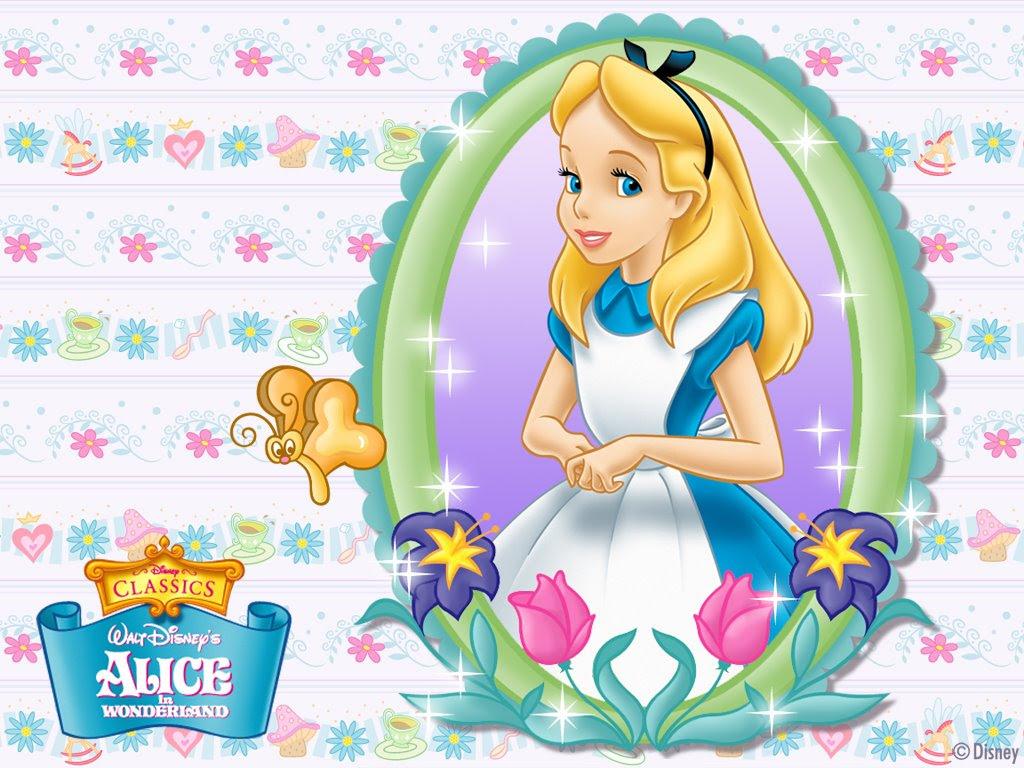Alice In Wonderland 壁紙 ディズニー 壁紙 34976685 ファンポップ
