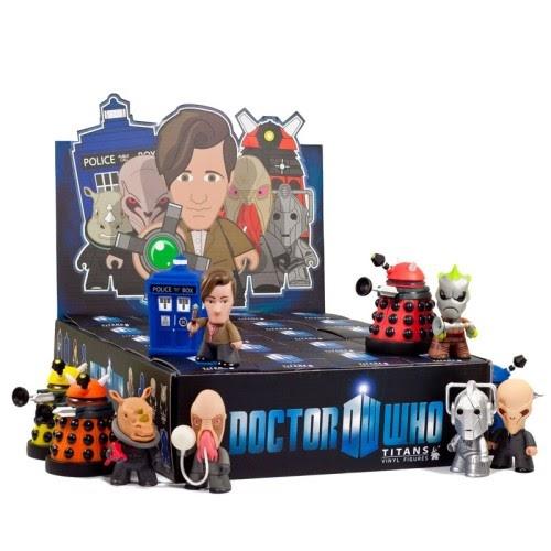 Toys For Geeks : Geek art gallery toys doctor who vinyl figures