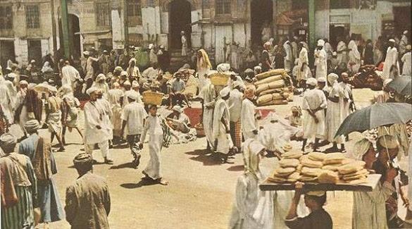 Pasar-Pasar yang Pernah Disinggahi Nabi Muhammad