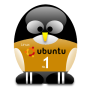tux, ubuntu, penguin, football