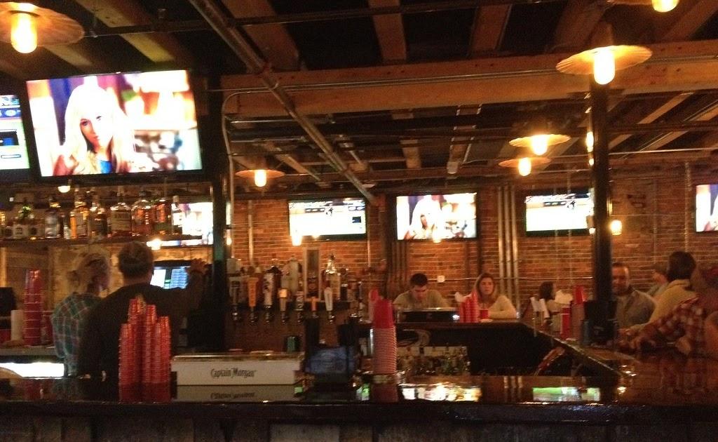 The Blueberry Files Bonfire Country Bar Wharf St Portland