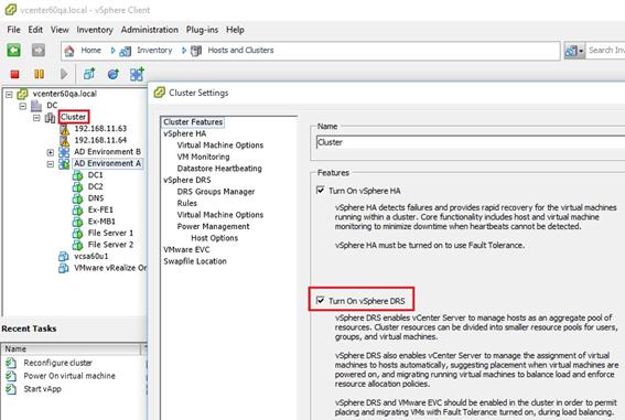 How to Setup VMware vApp in vCenter Server in 4 steps