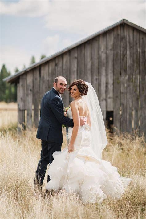 Colorfully Rich Washington Wedding   MODwedding