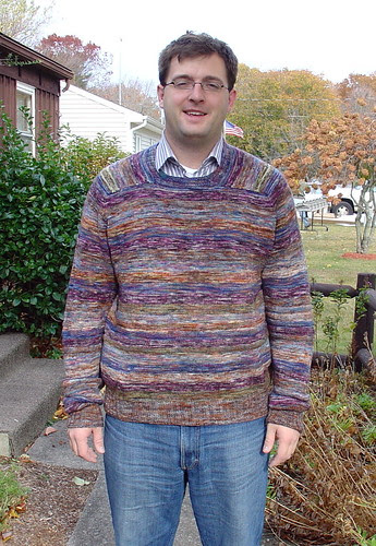 Jeans sweater on T Best.