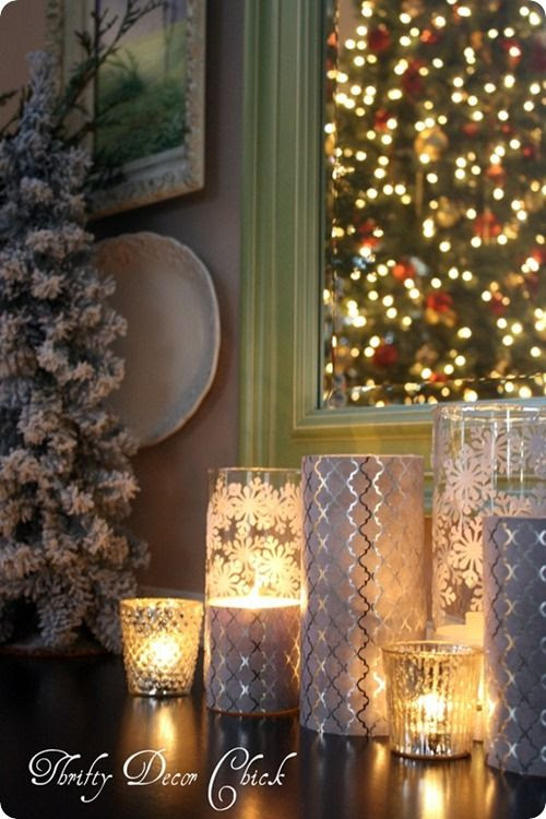 Making your home glow at #Christmas time
