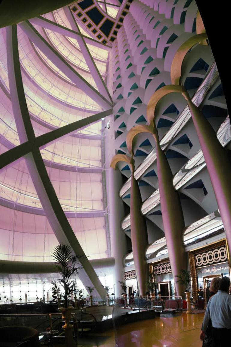 Case study document on marketing of Burj Al Arab in Dubai.  WriteWork