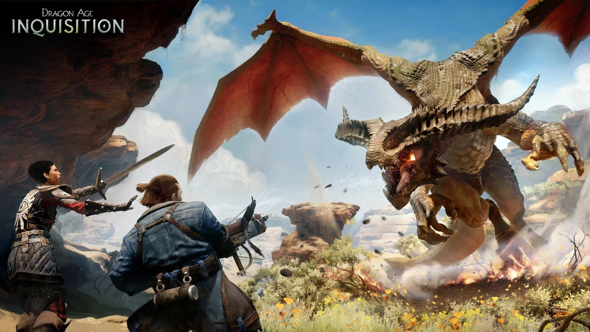 Dragon Age Inquisition Wallpapers 84 Images