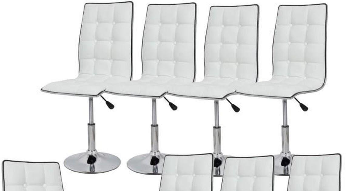 Les concepteurs artistiques chaises blanches salle a manger for Chaise salle a manger tendance 2015
