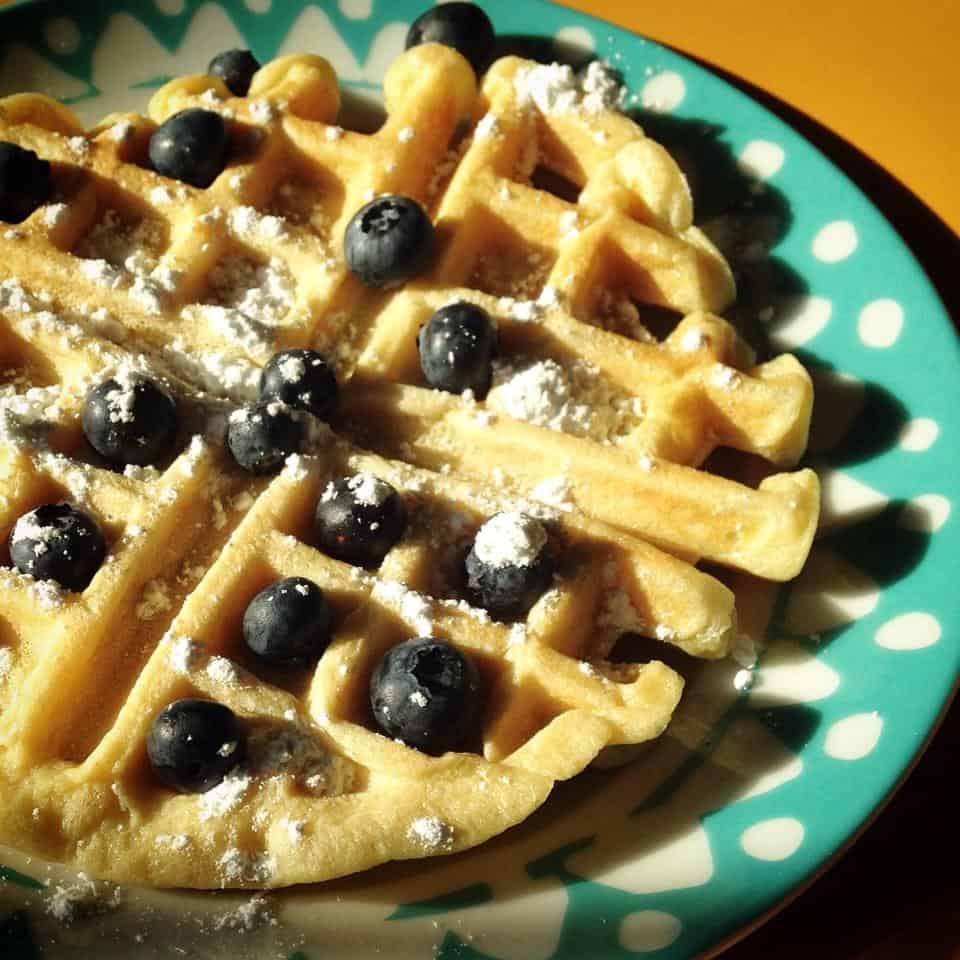 Gluten Free Belgian Waffles Recipe - Gluten free recipes ...