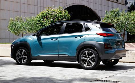 New Hyundai Kona SUV: specs, details, photos by CAR Magazine