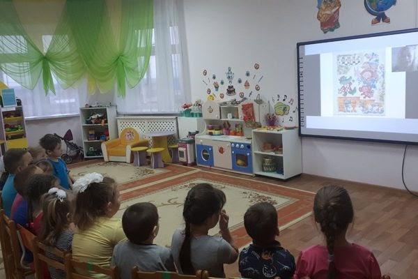 Детские сады города Урай присоединились к шахматной онлайн-школе