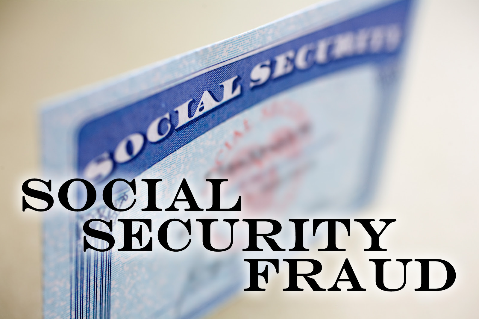 Image result for social security fraud