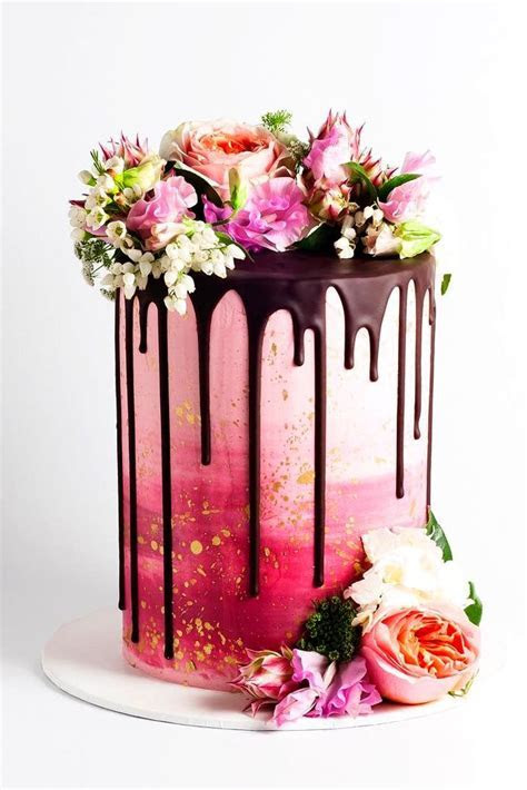 25  best ideas about Cake Designs on Pinterest   Simple