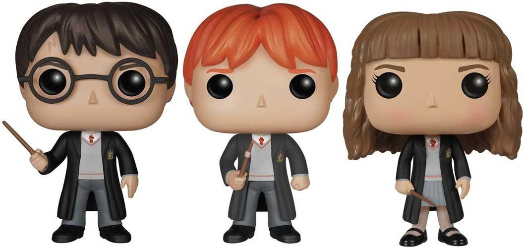 """Résultat de recherche d'images pour """"funko pop harry ron hermione"""""""