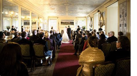 Weddings for 30 to 60 People at Fingask Castle