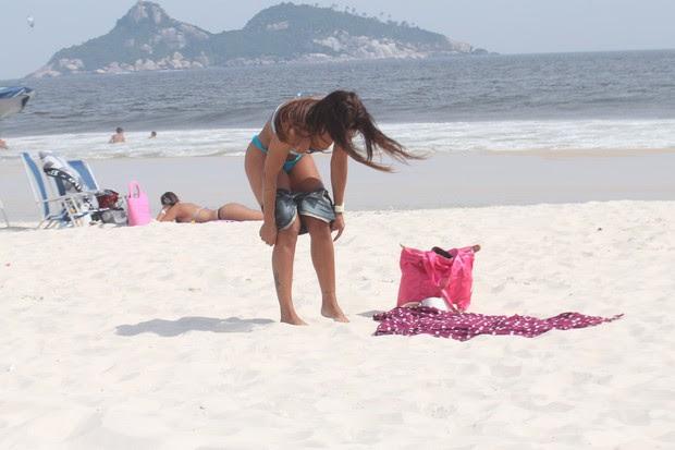 Dani Sperle (Foto: Marcos Ferreira /  Photo Rio News)