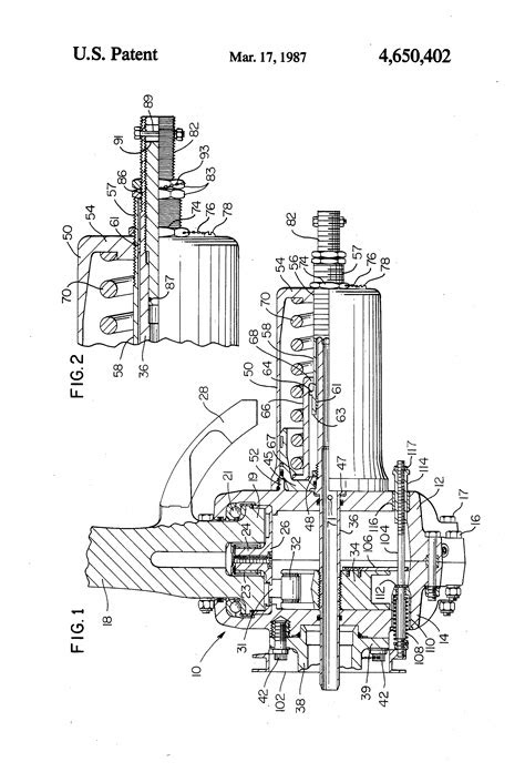 Patent US4650402 - Aircraft propeller with blade pitch