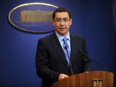 Amaraciunea lui Ponta: La Guvern discutam despre cum sa ne aparam de atacuri politice