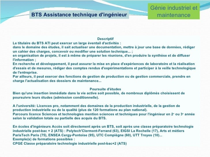 lettre de motivation bts ati