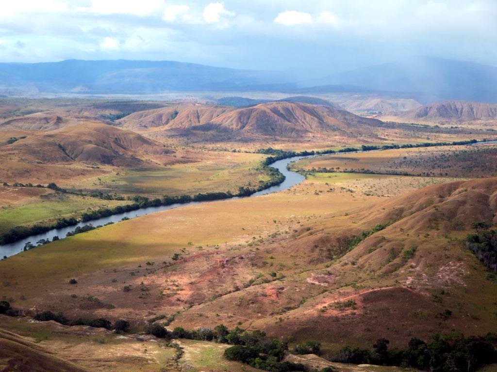 Brazil-Guyana Border