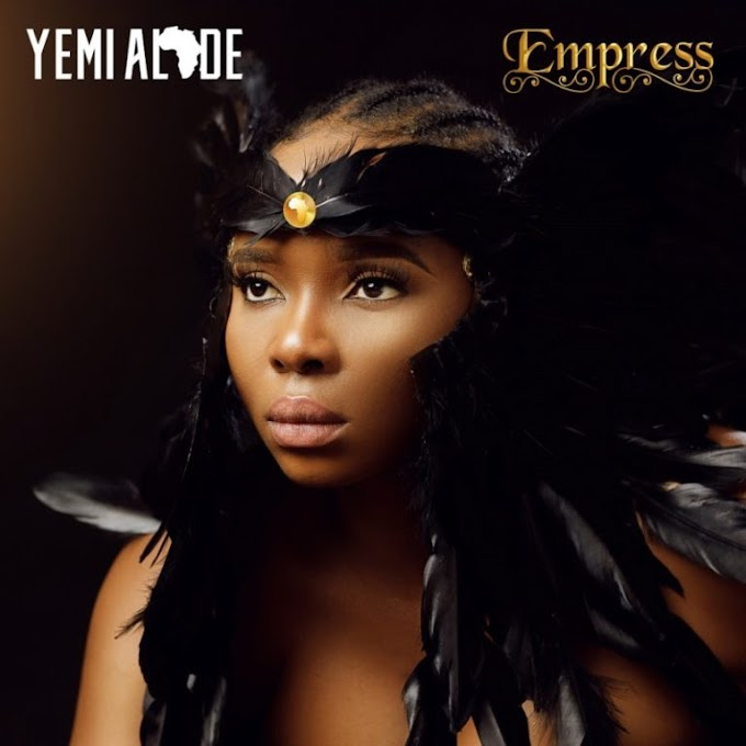 [ALBUM] Yemi Alade – Empress