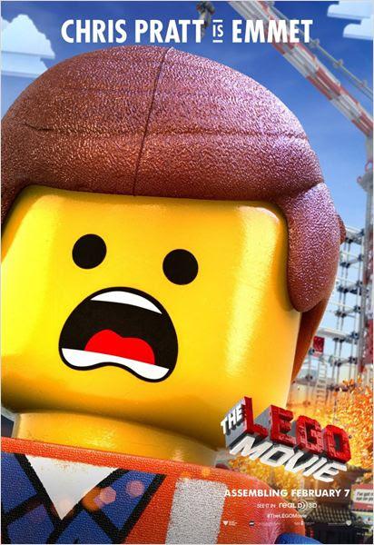 La Grande Aventure Lego : Affiche