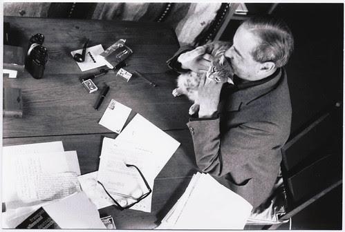 Witold Gombrowicz by xmattxyzx