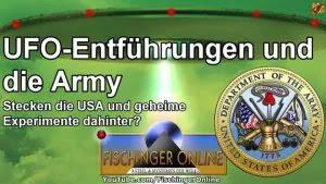 UFO-Entführungen, die Aliens und die Army: stecken die USA und geheime Experimente in Wahrheit dahinter?