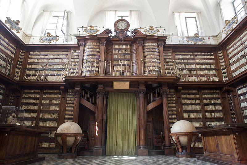 "Fil:. Biblioteca Casanatense, ""Salone Monumentale"" jpg"
