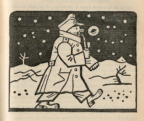 Lada illustration from The Good Soldier Švejk by Hašek