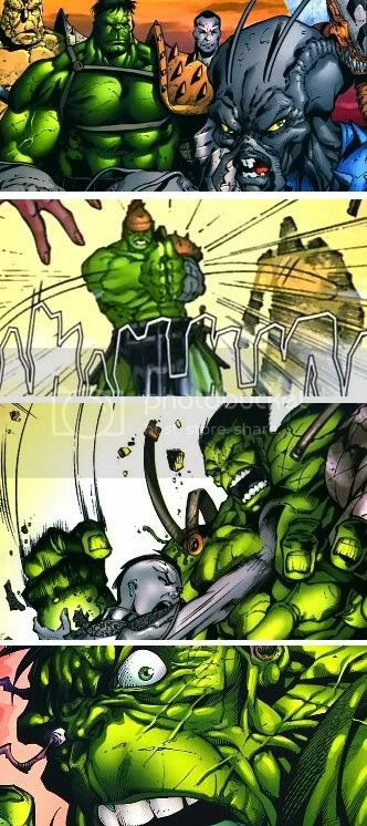 Planet Hulk: Anarchy