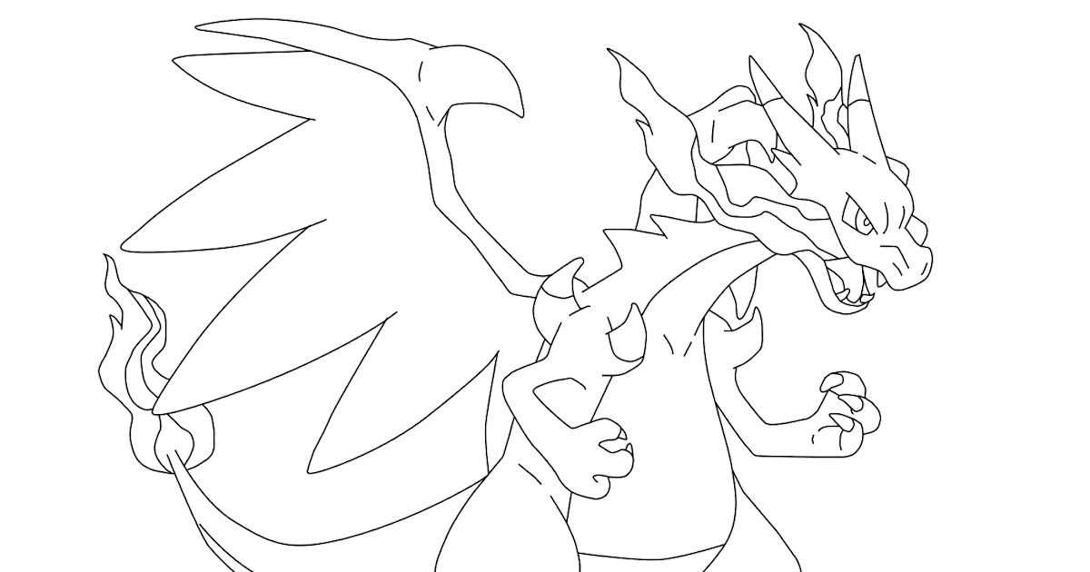 69 Free Download Dracaufeu X Coloriage Worksheets For Children