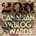 2011 Canadian Weblog Awards