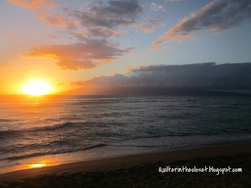 another maui sunset