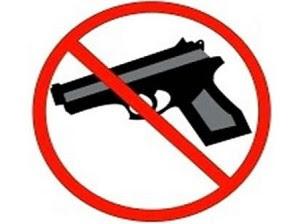 Resultado de imagen para restriccion porte de armas