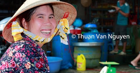 Vietnam || Co Do Village Market || Can Tho City