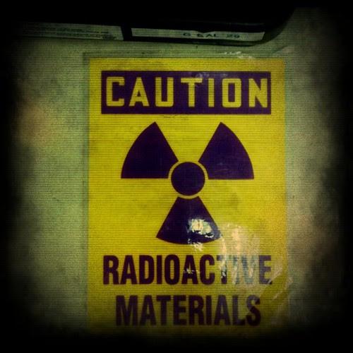 Caution! Fukushima is everywhere!