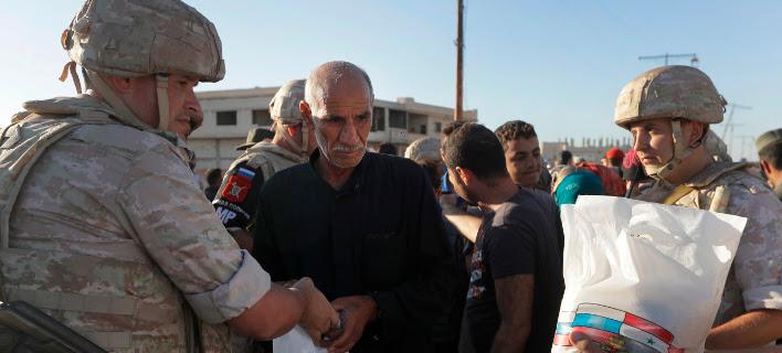 Ρωσία: Η Συρία είναι έτοιμη να αναλάβει την επιστροφή ενός εκατομμυρίου προσφύγων