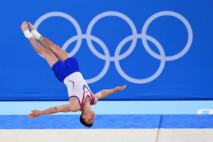 Нагорный борется зазолото: россиянин второй передпоследним упражнением. LIVE