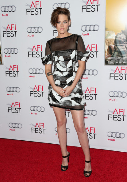 "Kristen Stewart Actress Kristen Stewart attends a special screening of ""Still Alice"" during the AFI FEST 2014 presented by Audi at Dolby Theatre on November 12, 2014 in Hollywood, California."