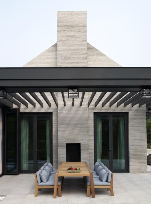 Asia Residential Resort | Techos