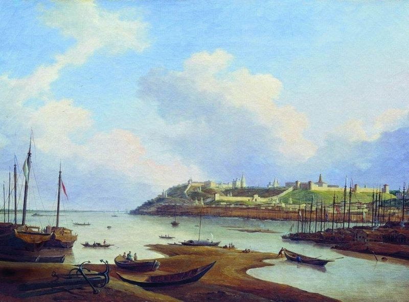 19thcentury001 40 Russian Cities In the XIX Century