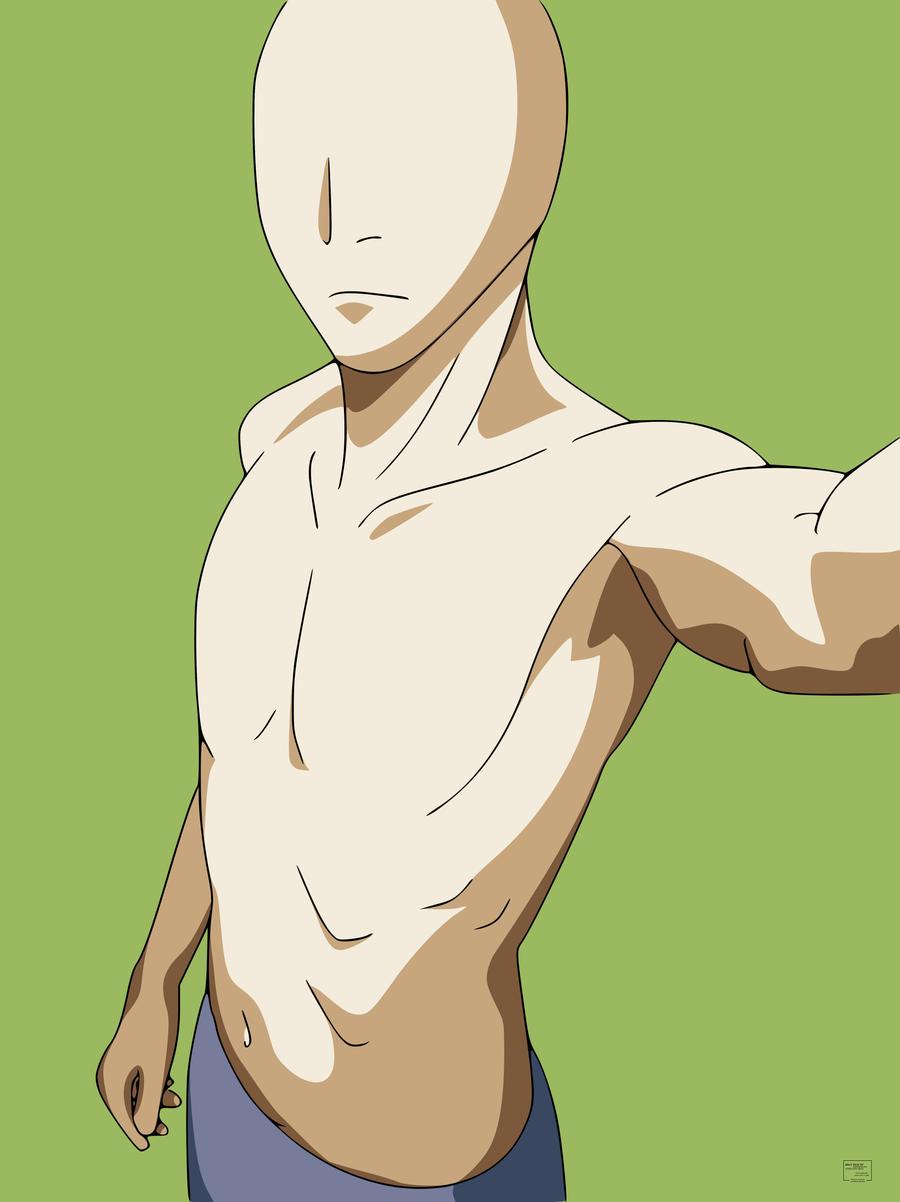 Anime male base
