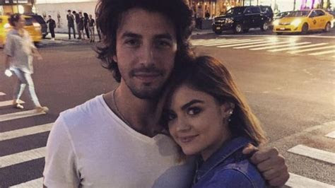 EXCLUSIVE: 'Pretty Little Liars' Star Lucy Hale Splits