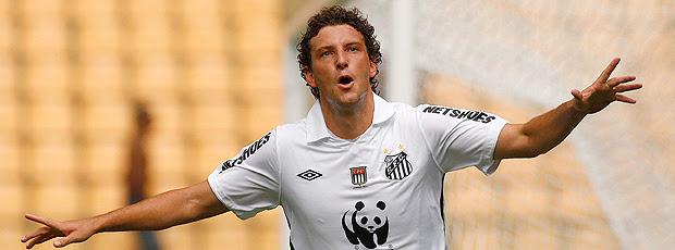 gol Elano Santos x São Paulo