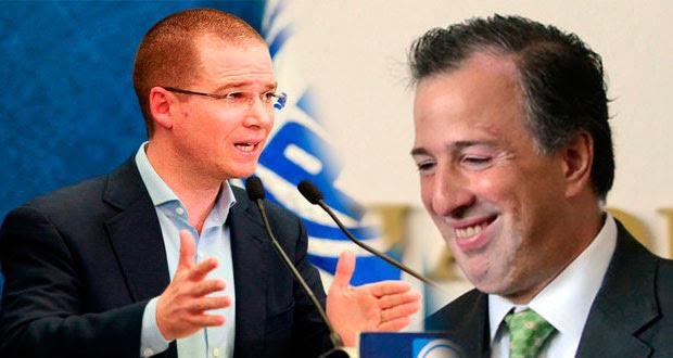 """AMLO llama """"pirrurris blancos"""" a Meade y Ricardo Anaya en Twitter"""