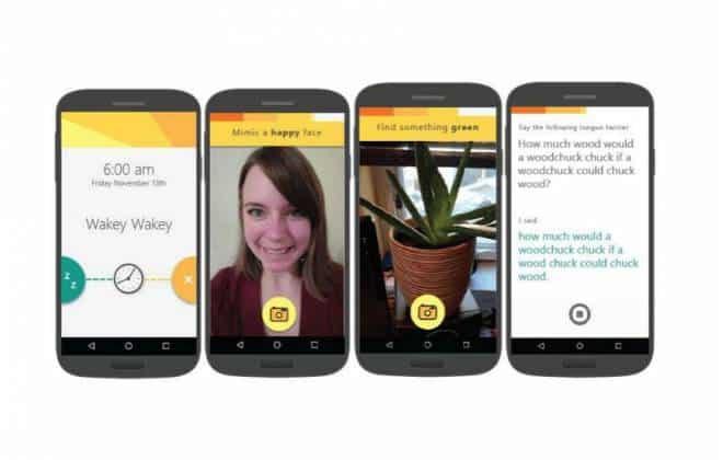 Aplicativo da Microsoft usa jogos e inteligência artificial como despertador