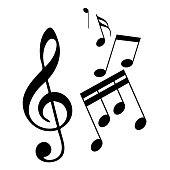 Nota Musical Fotos E Ilustraciones De Stock Imágenes Libres De